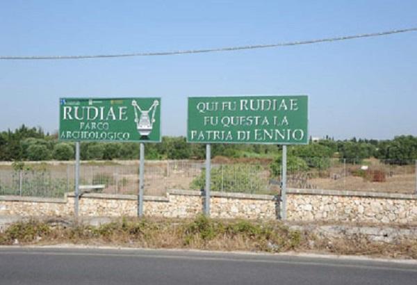 Parco Rudiae