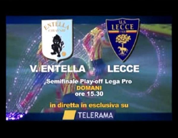 diretta Virtus Entella-Lecce