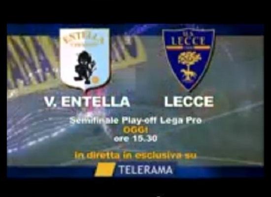 diretta Virtus Entella - Lecce