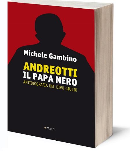libro 'Andreotti, il Papa nero'