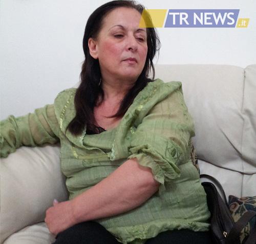 madre di Ivan Regoli