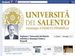 pagina FB Codacci Pisanelli