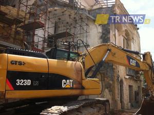 ricostruzione di Castro Marina .