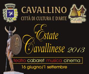 ESTATE CAVALLINESE 2013 BANNER