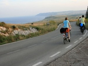 biciclettata