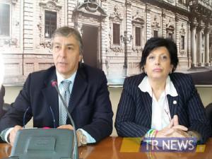 conferenza stampa in Provincia di Lecce 1