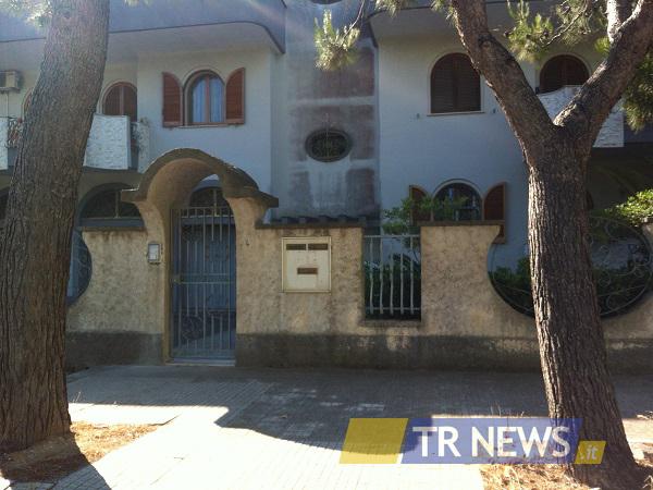 furto in via Caserta a Lecce 2