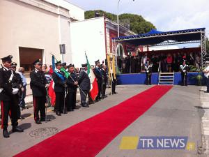 inaugurazione caserma carabinieri a Squinzano 1
