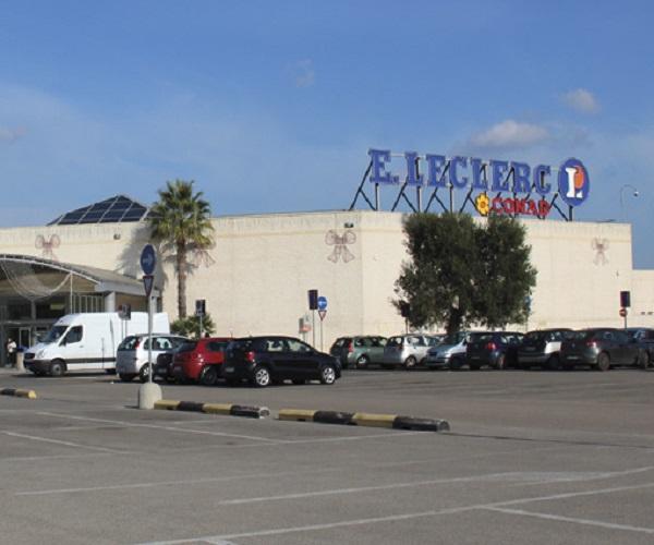 ipermercato Leclerc Conad a Cavallino