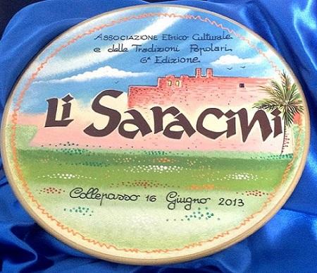 premio 'Li Saracini'a Collepasso 2
