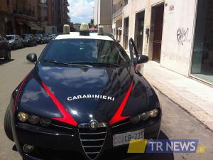 rapina in via Oberdan a Lecce 1