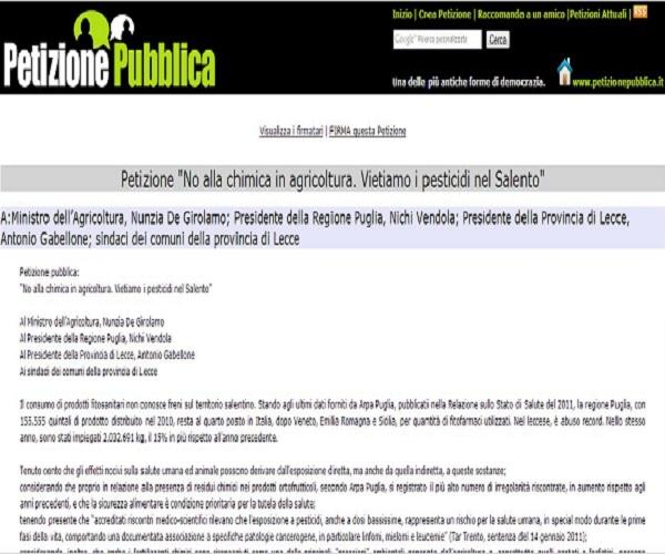 www.petizionepubblica.it