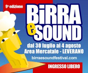 BIRRA E SOUND 2013 BANNER