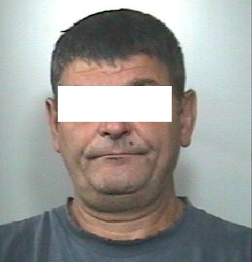 Giorgio SCHIAVONI foto x rep arresti