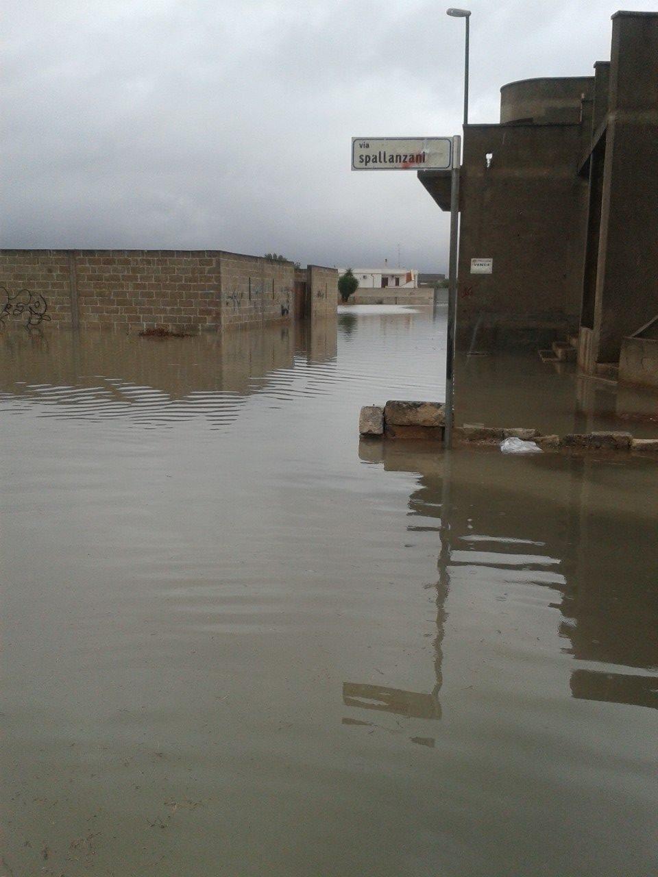 foto x alluvione veglie 1