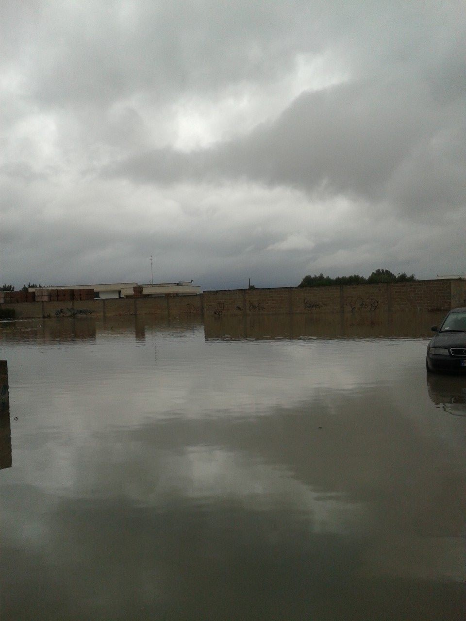 foto x alluvione veglie 2