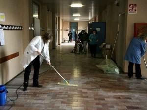 sanità pulizie