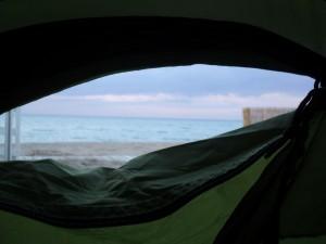 TENDA spiaggia