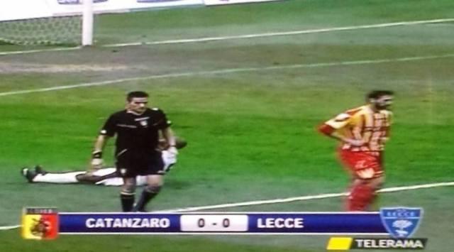 CATANZARO LECCE 00