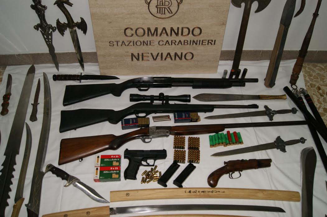 armi neviano