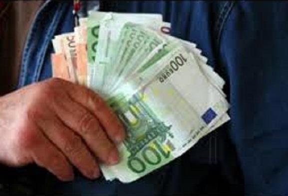 soldi rubati