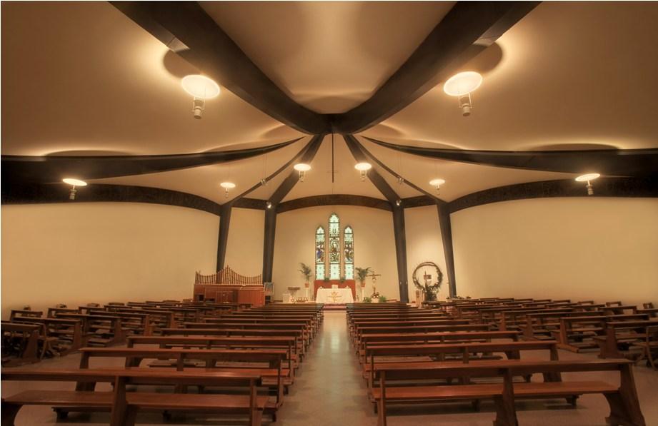 Chiesa di San Giovanni Vianney LECCE 2008