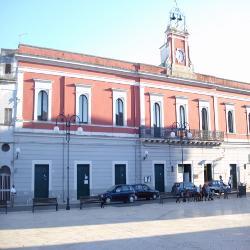San Pancrazio Salentino, Municipio