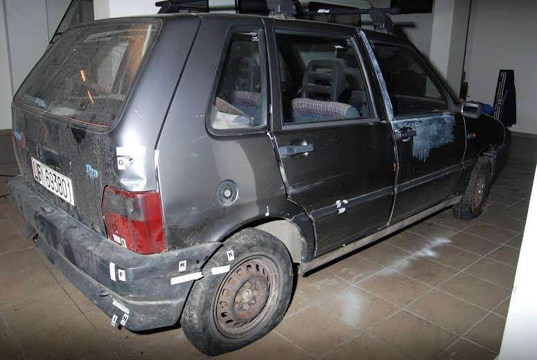 auto rapina