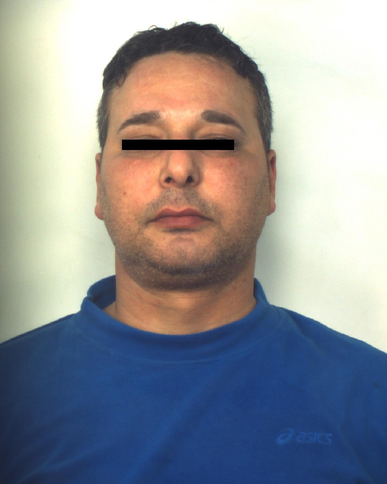 FOTO  arresto droga 1