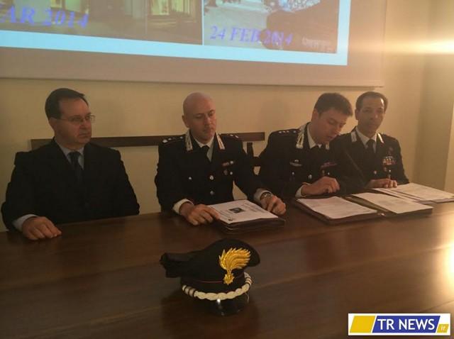 carabinieri lecce