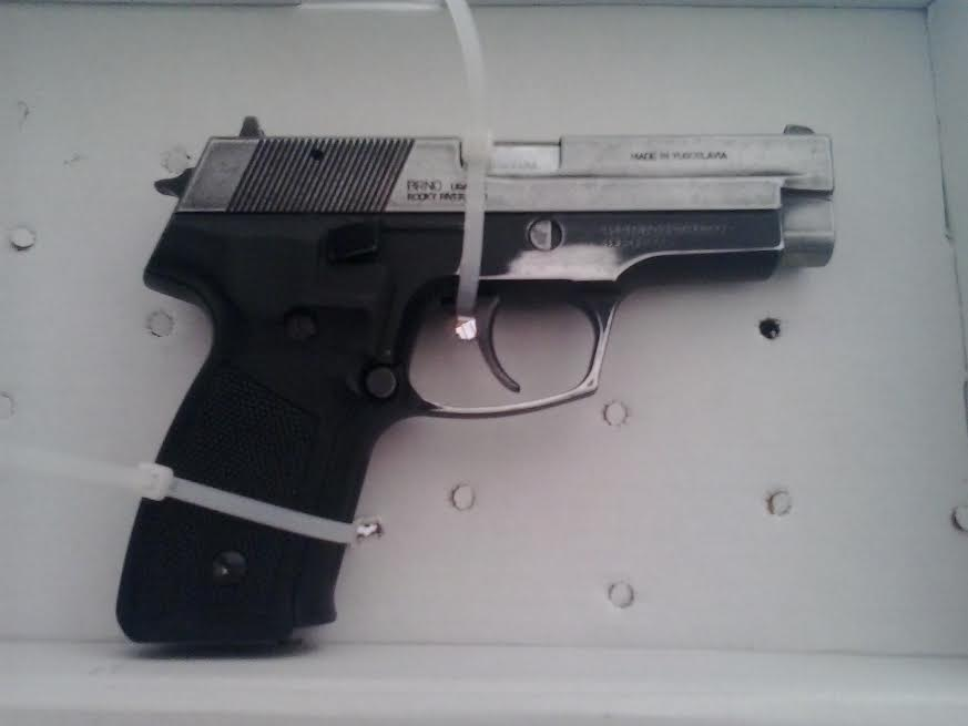 pistola trepuzzi
