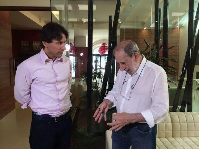 Siza il grande architetto spiega la sua idea per lecce e chiede pi risorse alla regione - Architetto lecce ...