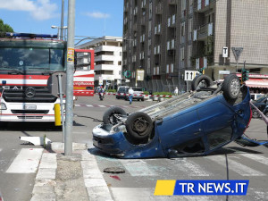 auto incidente