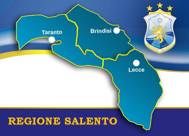 Brindisi Cartina Geografica.Regione Salento Tra I Si Ed I No Per Partito Preso Telerama News