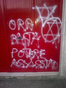vandali municipale melendugno2