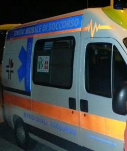 ambulanza san foca