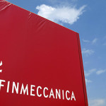 Farnborough, UNITED KINGDOM:  Picture taken 22 July 2006 shows the Finmeccanica chalet at the Farnborough Air Show, Britain, 22 July 2006. Held every two years, the airshow gives aviation companies from all over the world the chance to demonstrate their latest technologies. AFP PHOTO/LEON NEAL  (Photo credit should read Leon Neal/AFP/Getty Images)