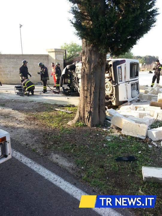 incidente2 san donaci