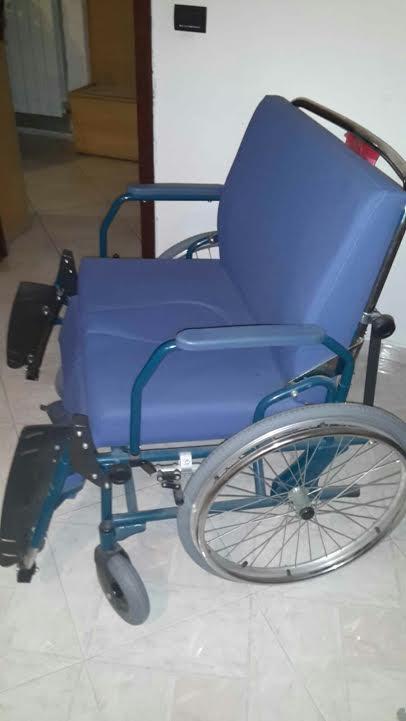La vita di Rita: in sedia a rotelle, in una casa con