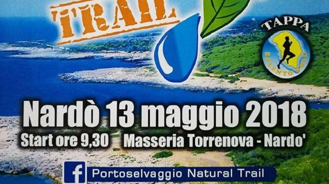 Portoselvaggio Via Trofeo Natural TrailAl Corri Xii Aiuto In dtCrBQxsh