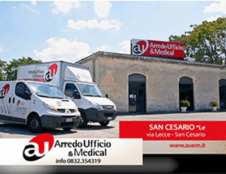 ARREDO UFFICIO E MEDICAL