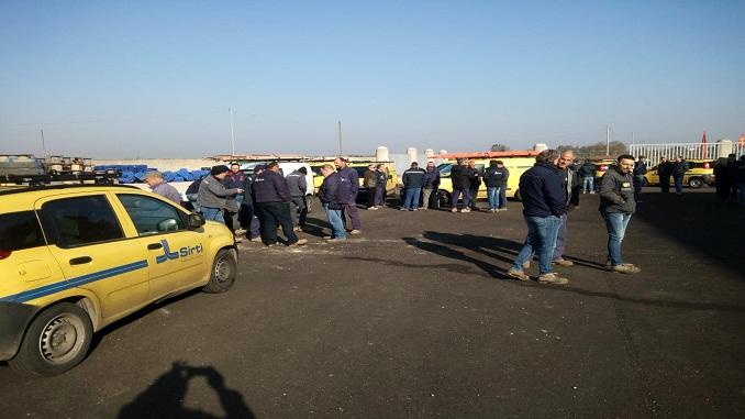 Sirti licenzia, a rischio lavoratori siciliani