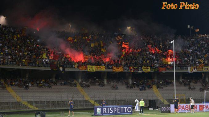 Record Di Presenze Il Stagionale Lecce BresciaPolverizzato dQrBotshCx