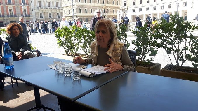 Poli Bortone: turisti in calo, destinazione tassa di ...
