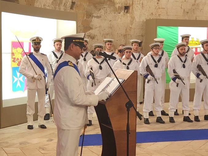 Guardia costiera Gallipoli, torna il Capitano Macrì: subito al lavoro ...