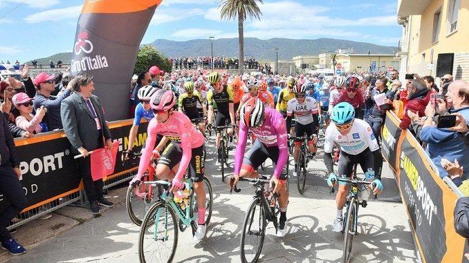 Dopo l'arrivo a Brindisi, tappa Giovinazzo-Vieste al Giro d'Italia 2020