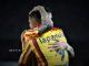 Lapadula dopo un gol (foto P.Pinto)