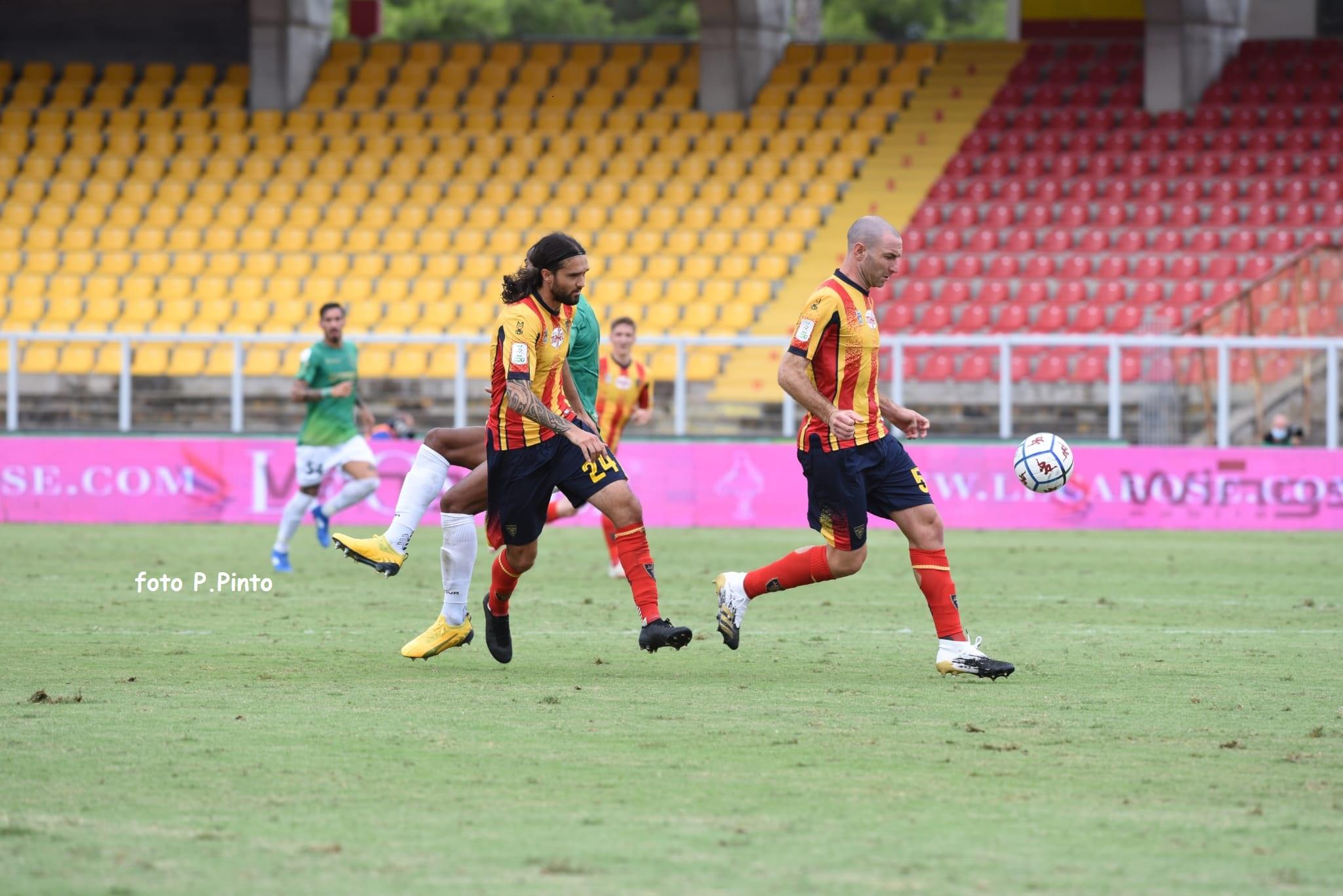 Lecce-Pordenone: tante emozioni e zero gol