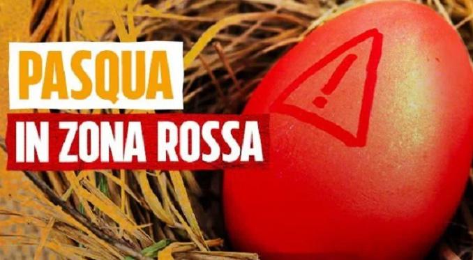 Zona Rossa, Pasqua blindata: cosa si può fare e cosa no