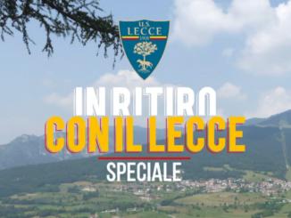 RITIRO LECCE
